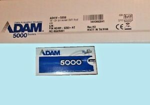 New Advantech Adam 5050 ae 16 Channel Digital I o Module Data Acquisition