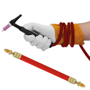 Worldwide 25ft 1 Pc Superflex Tig Torch Power Cable Air cooled Torches