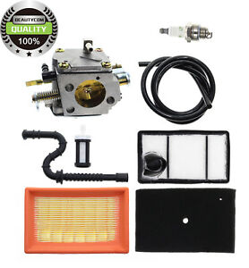 Carburetor Kit Air Filter New 42231200600 For Stihl Ts400 Concrete Cut off Saw