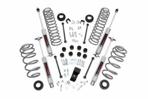 Rough Country 325 Lift Kit Fits 1997 2002 Jeep Wrangler Tj 6cyl N3