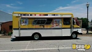 Chevy Shaved Ice Ice Cream Truck For Sale In South Carolina