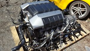 2010 Camaro Ss Ls3 L99 Engine With Automatic Transmission Amazing 38k Miles