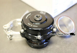 Genuine Tial Q Blow Off Valve Black Bov 50mm With Aluminum Flange Version 2