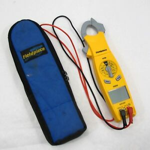 Fieldpiece Sc620 Swivel Loaded Clamp Meter hvac