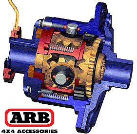 Arb 4x4 Accessories Dana 35 27 Spline 3 31 Air Locker Differential Rd38 Rd103