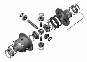 Arb 4x4 Accessories Dana 60 30 Spline 4 10 Air Locker Differential Rd22 Rd163