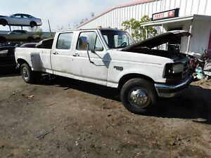 Ford F350 F250 Dually Rear End Axle Assembly Complete 1985 1997 No Core Charge