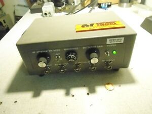 Amplifier Research Model 888 Gated Leveling Preamplifier 0 01 1000mhz
