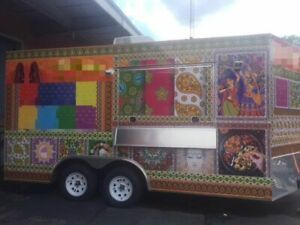 2017 8 5 X 16 Food Concession Trailer For Sale In Tennessee