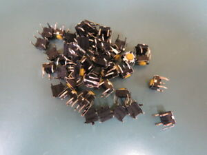 Omron Electronic Components B3f 1102 Qty Of 100 Per Lot Switch Switch Tact Spst