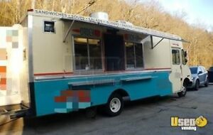 30 Workhorse Food Truck For Sale In Missouri