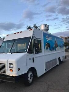 18 Workhorse Food Truck For Sale In Texas