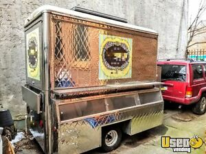 4 X 8 Food Concession Trailer For Sale In Pennsylvania