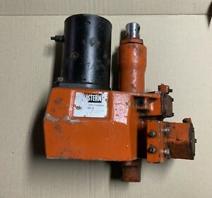 Western Used Snow Plow Cable Pump Isarmatic Mark Iii