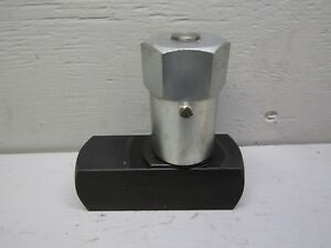 Parker F1600s Hydraulic Flow Control Valve