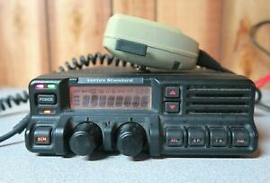 Vertex Standard Vx 6000u Uhf Mobile Radio With Microphone 450 480 Mhz Vx 6000