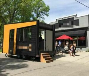 2017 8 X 18 Food Concession Trailer For Sale In Montana