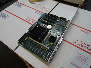 16700 66515 Main Board From Hp Agilent 16702a Logic Analysis System