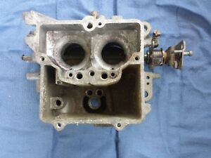 70 74 Ford 2bbl Carburetor Motorcraft 2100 1 08 Venturi Carb Body Replacement
