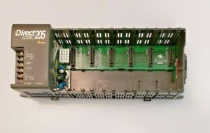 Direct Logic 205 Koyo D2 06b 1 Base 6 slot Automation Direct