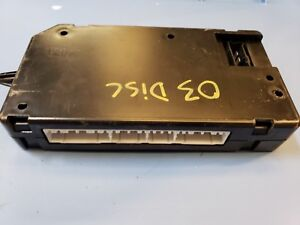 1999 2000 2001 2002 2003 2004 Land Rover Discovery Ii Body Control Module