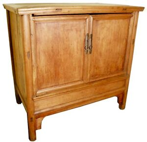 Antique Chinese Ming Cabinet Sideboard 2741 Circa 1800 1849