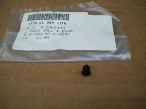 Nos Mopar 1964 1976 Plymouth Dodge Chrysler A B C Body Throttle Cable Lever Plug