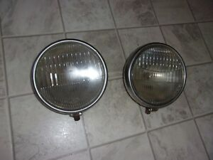 1930 1931 Ford Model A Ford Twolite Passenger Car Headlamps Headlights Pr