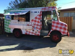 Chevy Food Truck For Sale In Florida