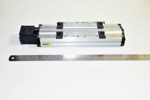 Parker 404xr Linear Actuator Precision Ground Ballscrew 120mm Stroke Nema 17