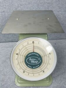 Accu weigh Universal Dial Scale Model 20705 2102