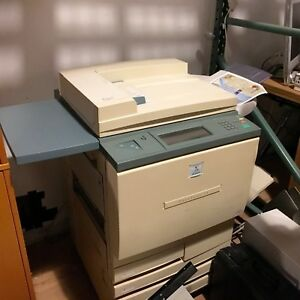 Xerox Docucolor 12 Color Copier printer Only