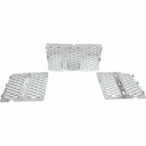 For 2014 2015 2016 Jeep Grand Cherokee Front Grille Summit Model Honeycomb Style