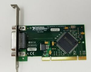 National Instruments Pci gpib Card 188513b 01
