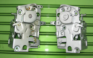 Corvette 1956 1957 1958 1959 1960 1961 1962 Door Pair Starwheel Catch Strikers