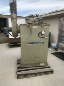 Clemco Dust Collector Rpc 2l
