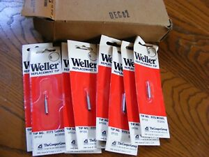 10 Weller Ep105 Soldering Tips New In Box Fit Model Ec3000