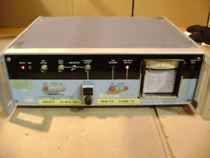 Spectracom Standard Frequency Receiver Model 8161 L k