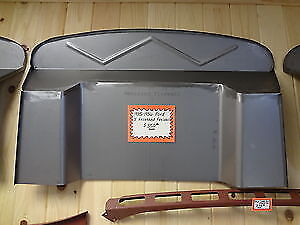 1935 1936 Ford Recessed Firewall
