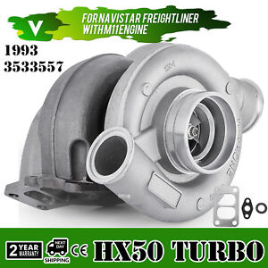 Le Hx50 3533557 Diesel Turbocharger For Cumnins M11 Diesel Replace To Holset Od