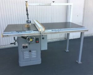 Delta Rockwell 34 450 Unisaw 10 Table Saw 3hp 230 460v 3ph 3450 Rpm wired 440