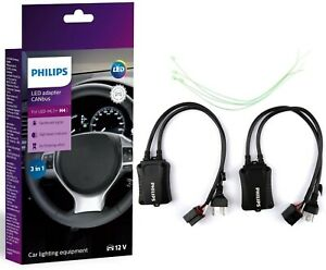 Philips Led Canbus Canceler 9003 Hb2 H4 Fog Light High Beam Decoder Flicker Fix