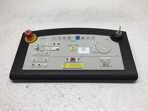 As e Operator Control Panel Unit 299 1716 2 For Gemini X ray Inspection System
