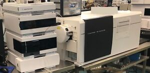 Agilent 6430 Lc ms ms including An Agilent 1260 Infinity Hplc