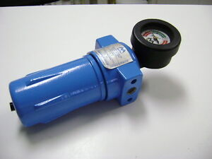 1406 Microdyne Cfa5 Filter Canister