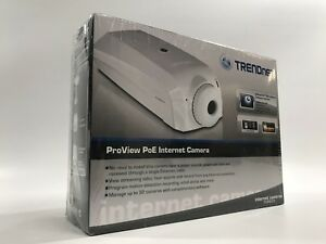Trendnet Proview Poe Internet Camera Tv ip501p a