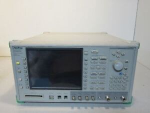 Anritsu Mt8820a Radio Communication Analyzer 30mhz 2 7ghz Opt 01 02