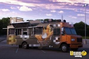 2014 24 Freightliner Food Truck For Sale In New York