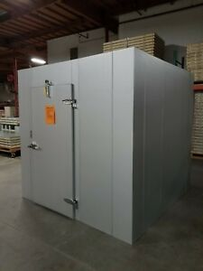 New Commercial Cooling 8 X 8 X 8 Walk in Freezer With Remote Refrigeration