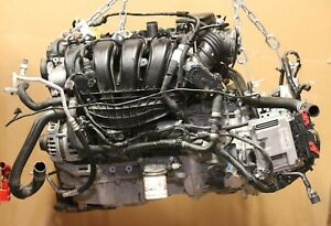 2012 2017 Ford Focus 2 0l Engine W Transmission And All Components Oem 27k